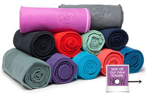 Image of Manduka eQua Yoga Towels